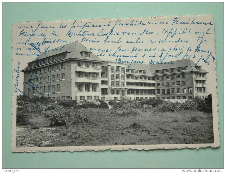 """Instituut """" Hélio Marin """" Institut -  Anno 1964 ( Zie Foto Voor Details ) !! - De Haan"""