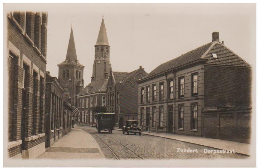 Zundert-Dorpstraat - Unclassified