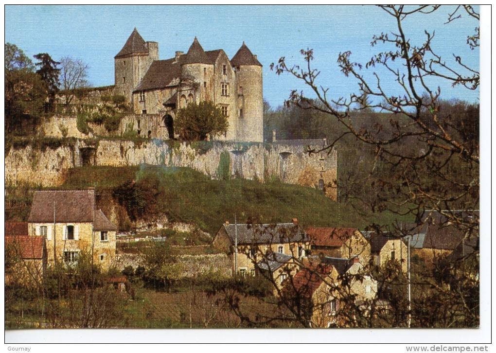 Salignac : Le Château N°597 René Toilée - France