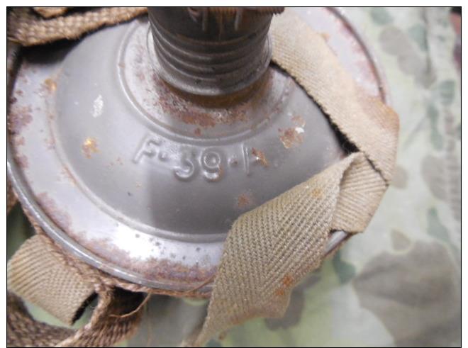 BELGE / BELGIQUE / WW2 / MASQUE A GAZ ENGLEBERT LIEGE / GRAND MODELE - Equipment