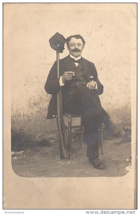 M. Landais - Langres 7 Mai 1915     (carte Photo) - Guerre 1914-18