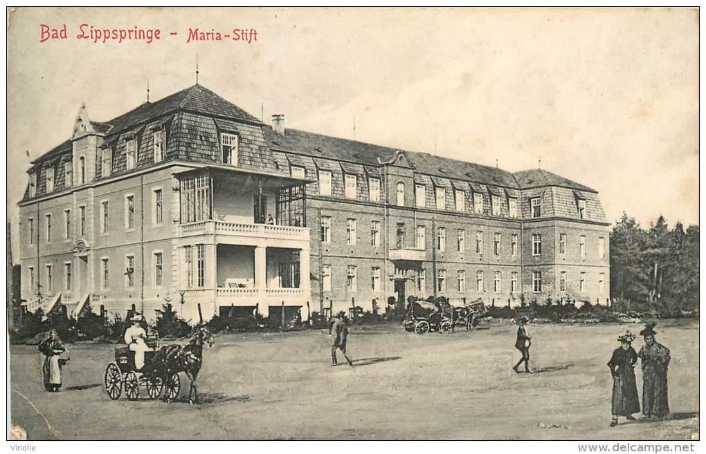 Réf : PO-13-280  : Bad Lippspringe  Maria Stift - Bad Lippspringe