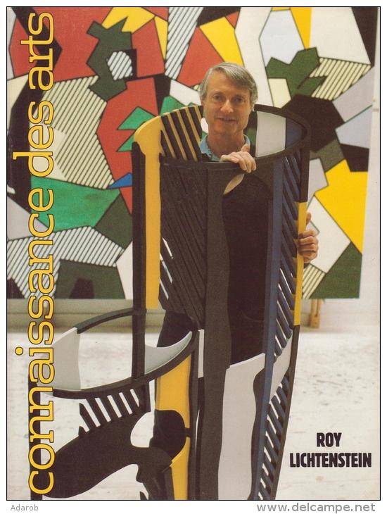 CONNAISSANCE DES ARTS N° 349 MODIGLIANI/CARROUGES/ROY LICHTENSTEIN/IVOIRE DIEPPE ART AFRICAIN/GARNIER/PORCELAI NE BERLIN - Art