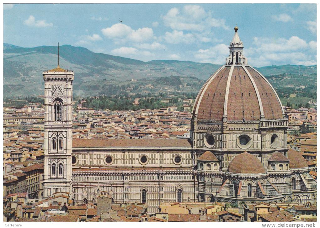 Italie,italia,FLORENCE,FI RENZE,toscana,toscane,berceau De La Renaissance,CUPOLA BRUNELLESCHI - Firenze (Florence)