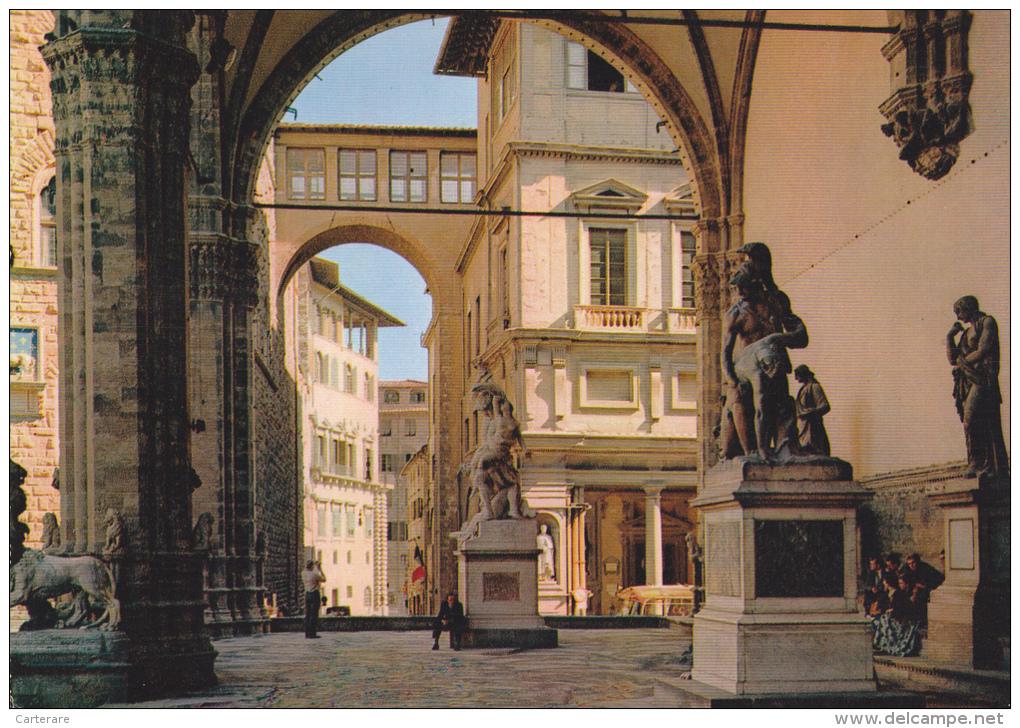 Italie,italia,FLORENCE,FIRENZE,toscana,toscane,berceau De La Renaissance,SIGNORIA LOGGIA - Firenze (Florence)
