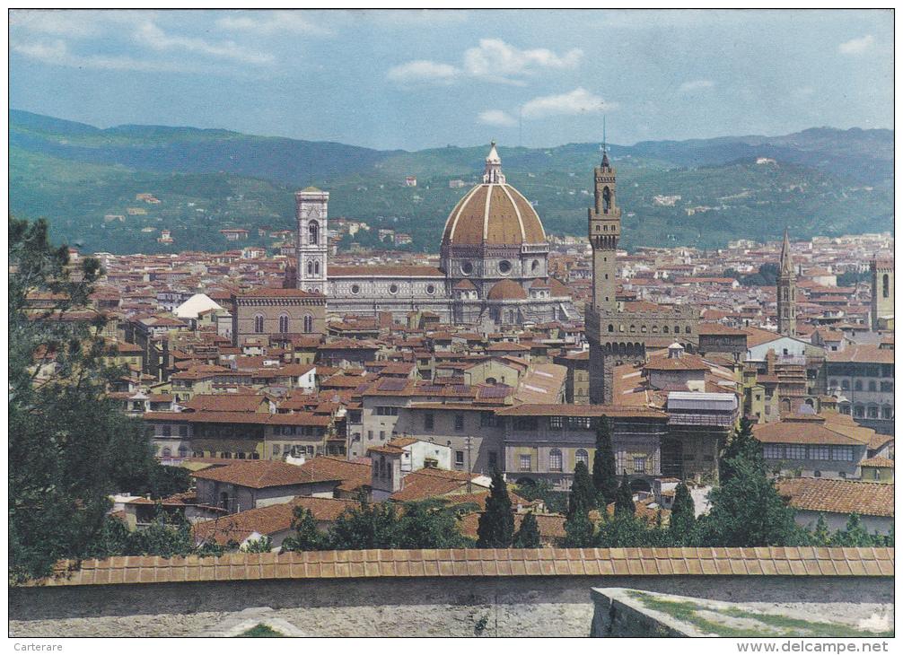 Italie,italia,FLORENCE,FIRENZE,toscana,toscane,berceau De La Renaissance,vue Aerienne,FORT BELVEDERE - Firenze (Florence)