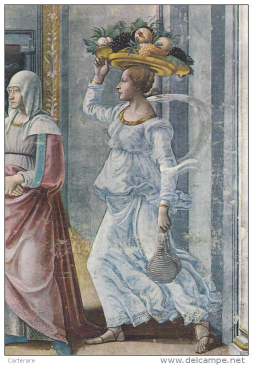Italie,italia,FLORENCE,FIRENZE,toscana,toscane,berceau De La Renaissance,NAISSANCE DE SAINT JEAN BAPTISTE - Firenze (Florence)