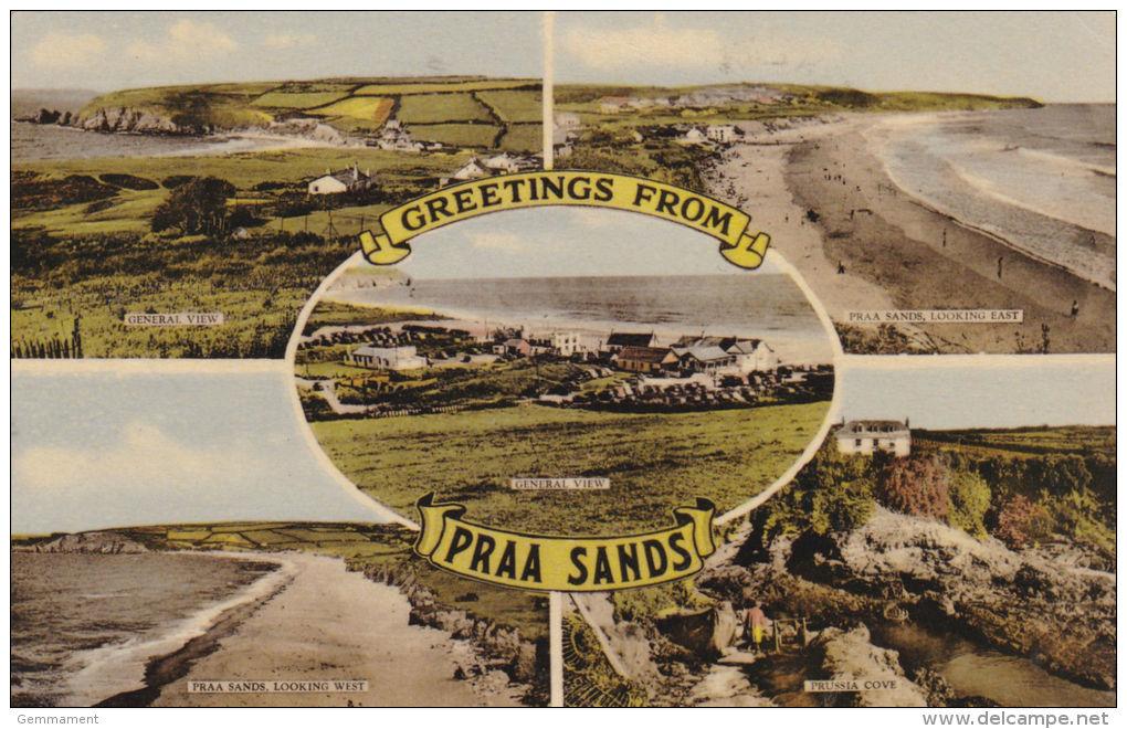 PRAA SANDS MULTI VIEW - England