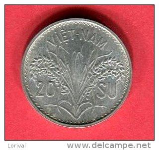 VIET NAM 20 SU 1953 TTB/SUP 7 E - Viêt-Nam