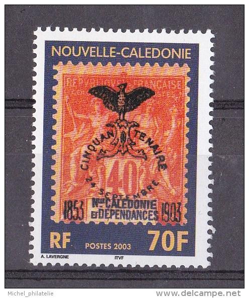 NOUVELLE-CALEDONIE N° 889** - Nueva Caledonia