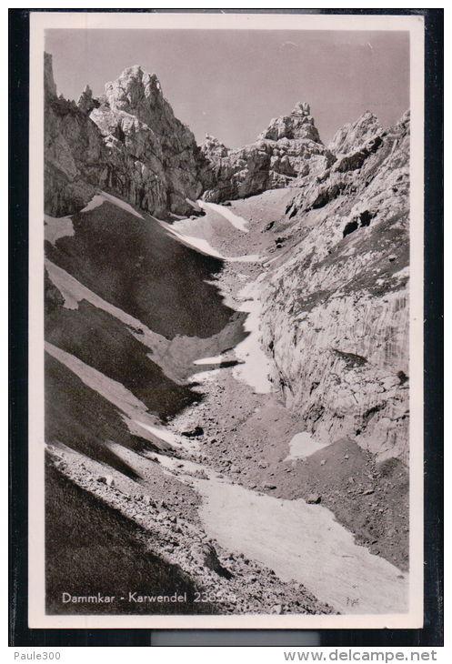 Karwendel - Dammkar - Österreich