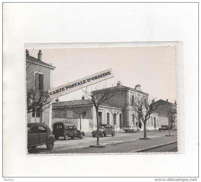13 - ROQUEFORT LA BEDOULE - LES ECOLES - AUTOMOBILES 2 CV - Frankrijk