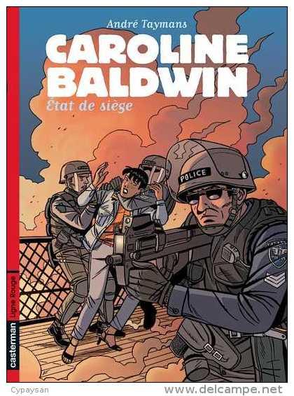 CAROLINE BALDWIN T 11 EO BE CASTERMAN 03-2005 Taymans Andre - Caroline Baldwin