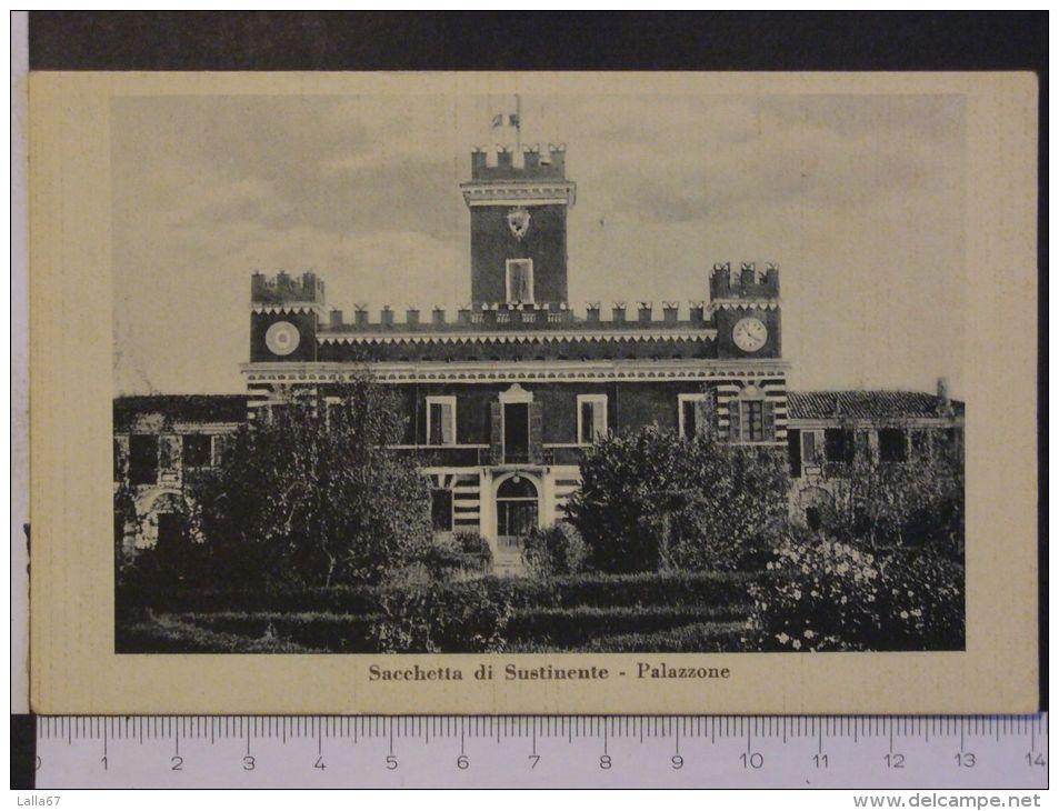 LOMBARDIA - MANTOVA - SACCHETTA DI SUSTINENTE - PALAZZONE N. 6055 - Mantova
