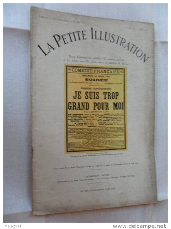 ANCIENNE REVUE / LA PETITE ILLUSTRATION No 193 - MAI 1924 - Theatre, Fancy Dresses & Costumes