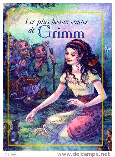Les Plus Beaux Contes De Grimm - Books, Magazines, Comics