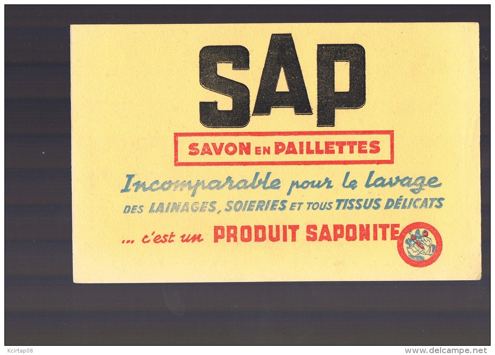 Savon En Paillettes . SAP . - S
