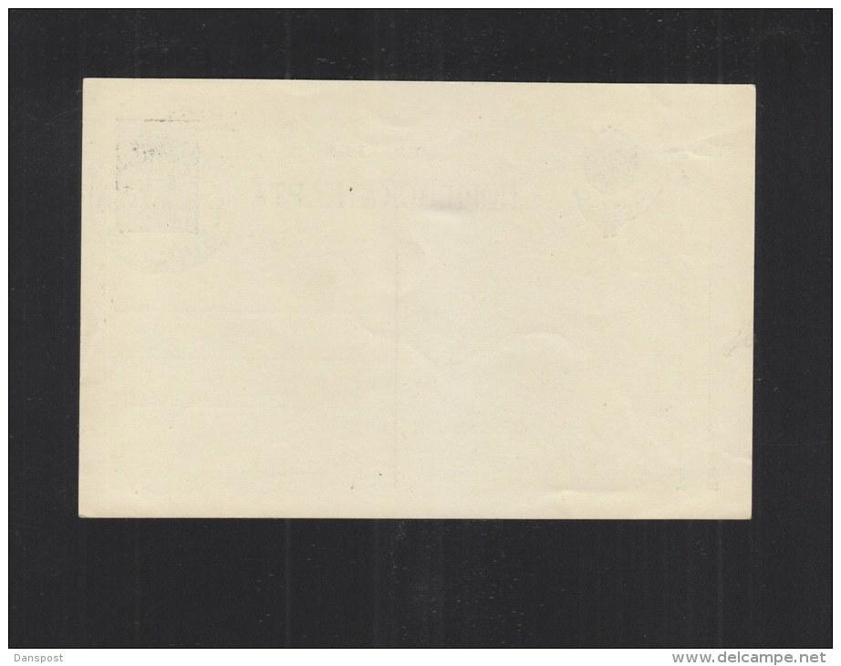 WWI PC Bulgaria Pmk Romania Bucarest 1917 - World War 1 Letters
