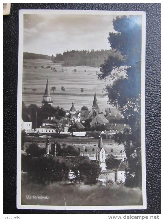 AK MARKTREDWITZ 1940   //  D*10461 - Marktredwitz