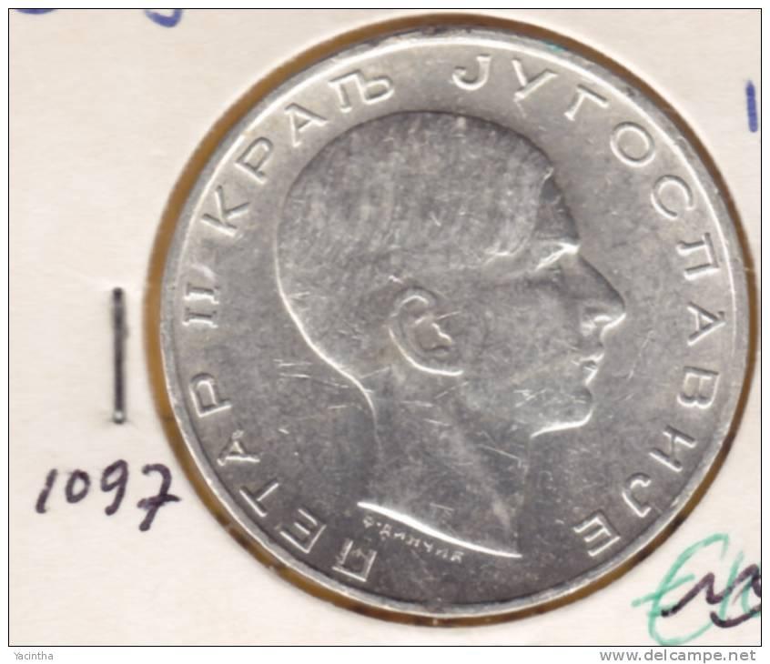 @Y@   Joegoslavie 50 Dinar  1938   (1097) - Yugoslavia