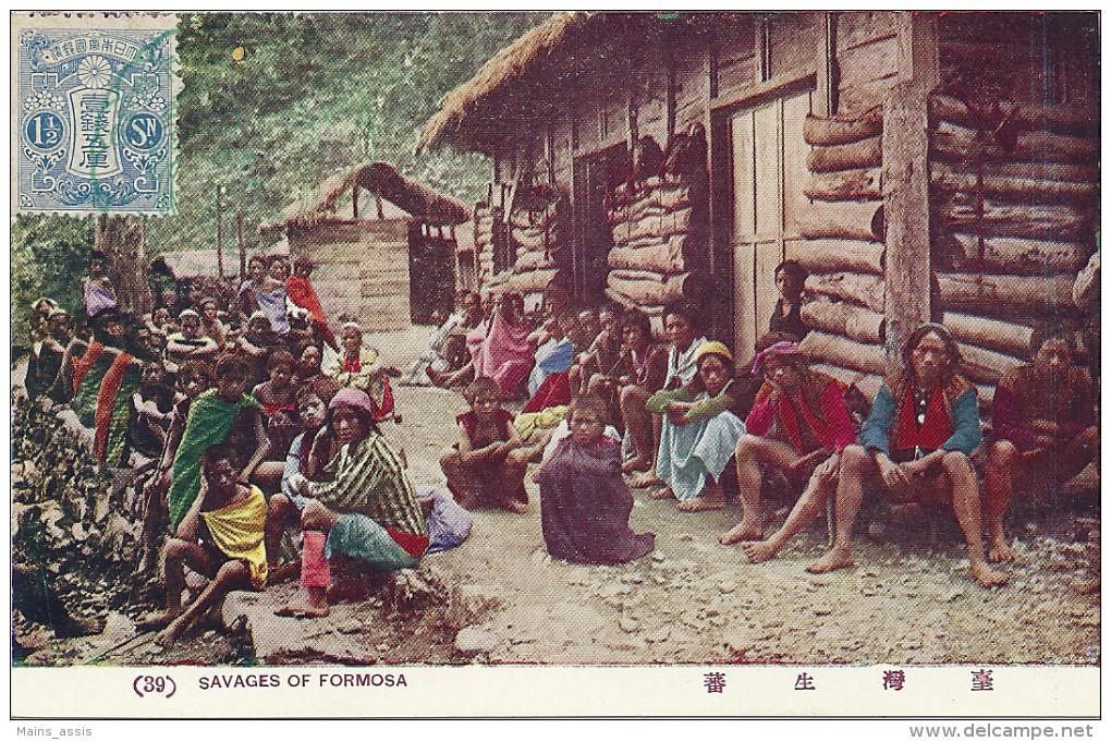 Savages Of Formosa, Sauvages De Formose - Formose