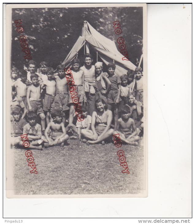 Au Plus Rapide Vaucluse Roussillon Marquets 1947 Enfant Colonie De Vacances Fraternité Spirituelle - Lieux