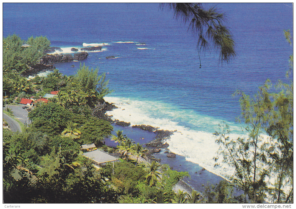 Ile De La Réunion,ile Française,outre Mer,archipel Des Mascareignes,océan Indien,Manapany Les Bains - Autres