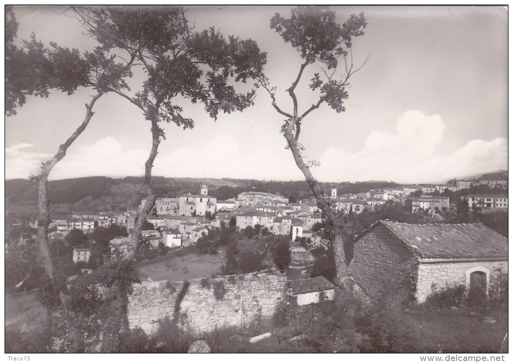 SANTA CROCE DEL SANNIO   /   Panorama  _ Viaggiata - Commemorativo - Benevento