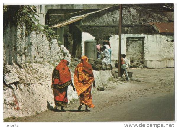 AFRIQUE -  GRANDE COMORE - Quartier De MRAMBOINI MORONI - Comores