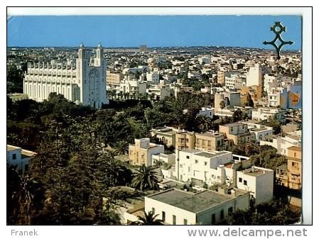 MAR312 - CASABLANCA - Panorama De La Ville - Casablanca