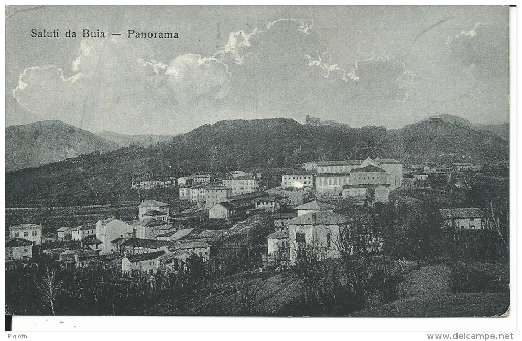 UD468 - BUIA - UDINE - F.P. NON VIAGGIATA - Udine