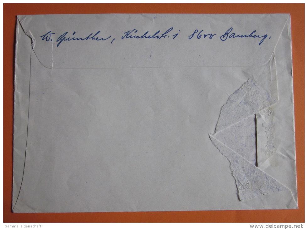 Brief Marke Ganzsache BRD Deutschland 1979 Weltweite Funkverwaltungskonferenz EF - BRD