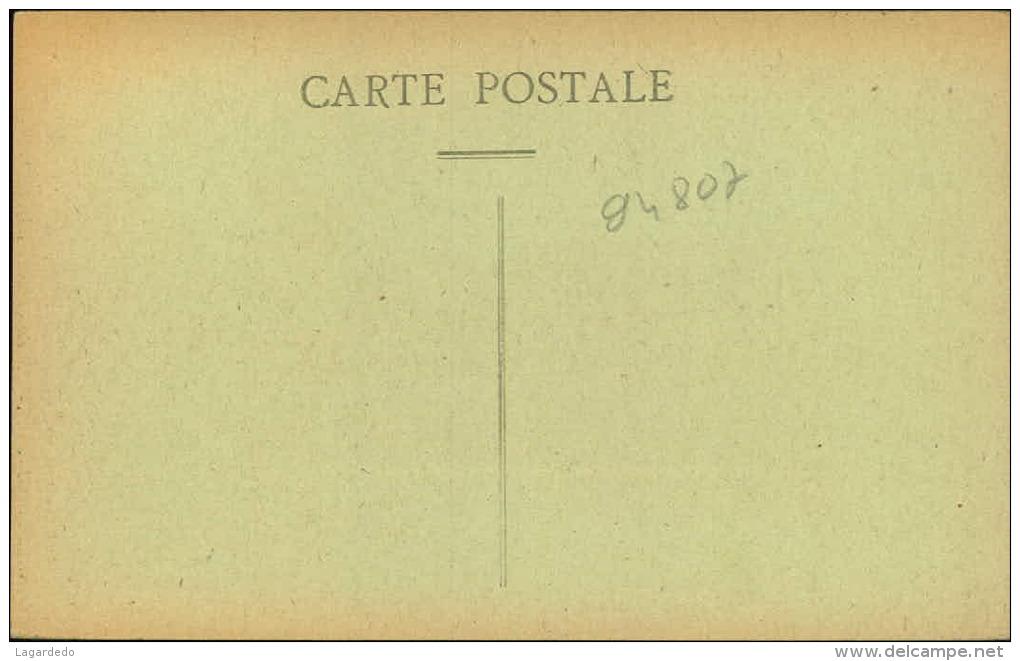 LA CORREZE ILLUSTREE L ANCIENNE MAIRIE INCENDIEE LE 30 AOUT 1920 - France