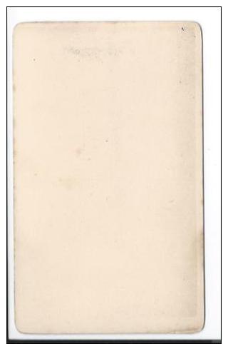 Exceptionnelle Photographie CDV D´ Alphonse Bernoud - Autoportrait Déguisé En Moine - Photographs