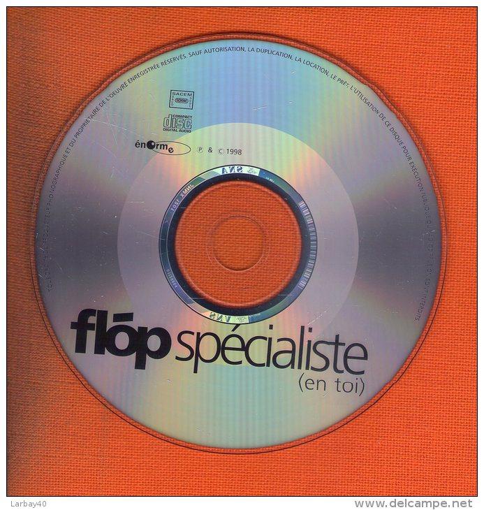 Cd 3 Titres Flop Specialiste En Toi - Musik & Instrumente
