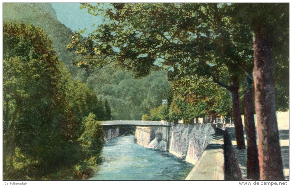 [DC6992] ROMANIA - BAILE HERCULANE - Old Postcard - Romania