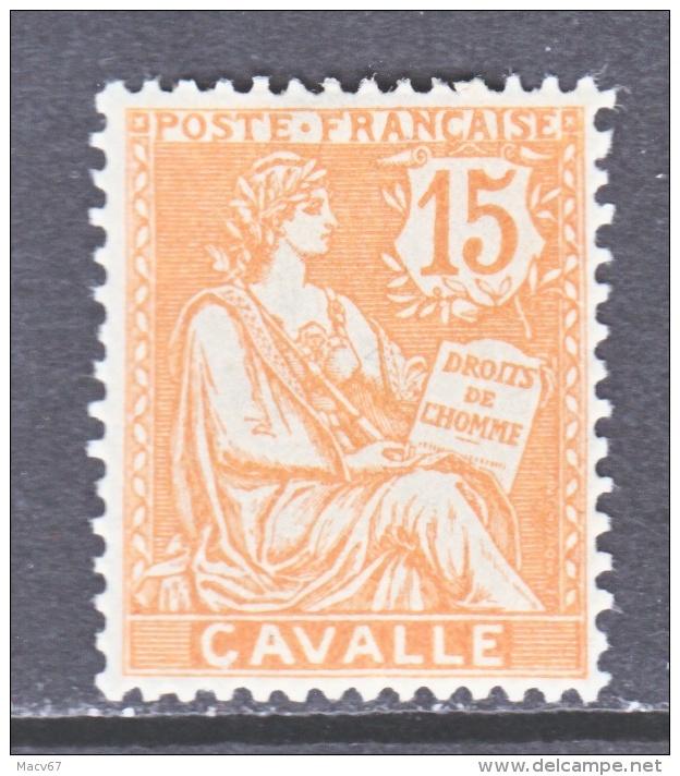 CAVALLE  11    * - Cavalle (1893-1911)