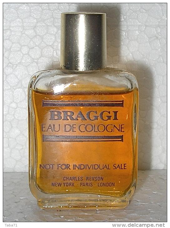 MINI EAU  DE COLOGNE BRAGGI DI CHARLES REVSON - Mignon Di Profumo Moderni (a Partire Dal 1961)