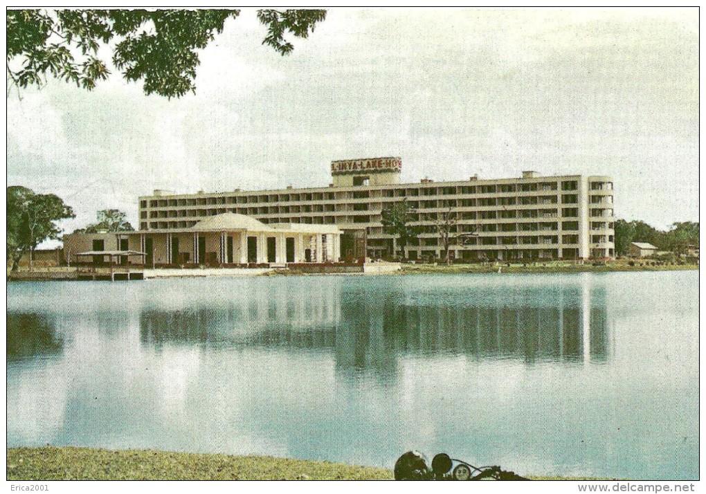 Autres. Birmanie. Rangoon, Inya Lake Hotel. - Cartes Postales