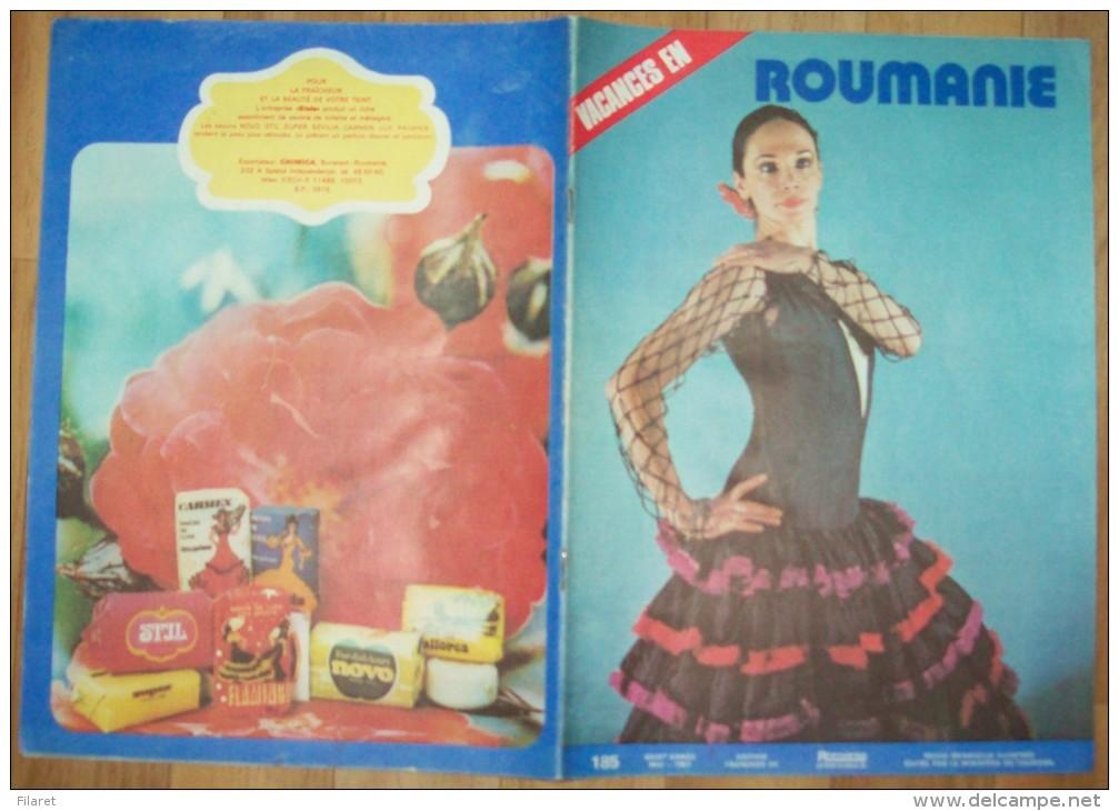 ROMANIA-VACANCES EN ROUMANIE,COMTURIST - Autres