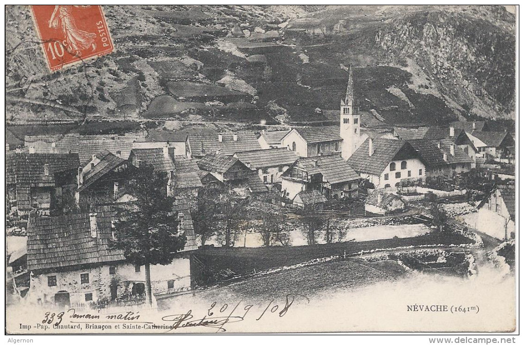 8919 - Névache - Francia