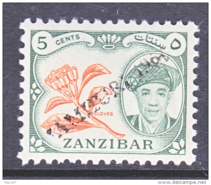ZANZABAR   285 A    ** - Zanzibar (1963-1968)