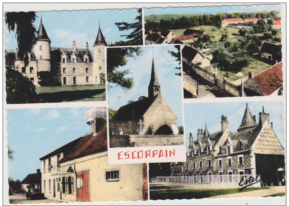 SOUVENIR D ESCORPAIN - France