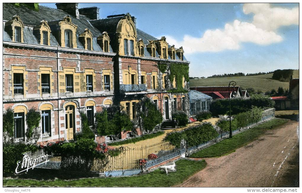 61-BELLOU EN HOULME...DOMAINE DE DIEUFIT.......CPSM PETIT FORMAT - Autres Communes