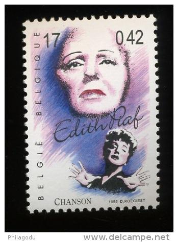 Edith PIAF    Hors Feuillet De 20   20e Siècle - Music