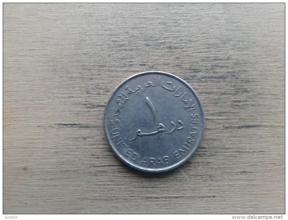 Emirats Arabes  Unis    1 Dirham  1995    Km6 2 - Emirats Arabes Unis