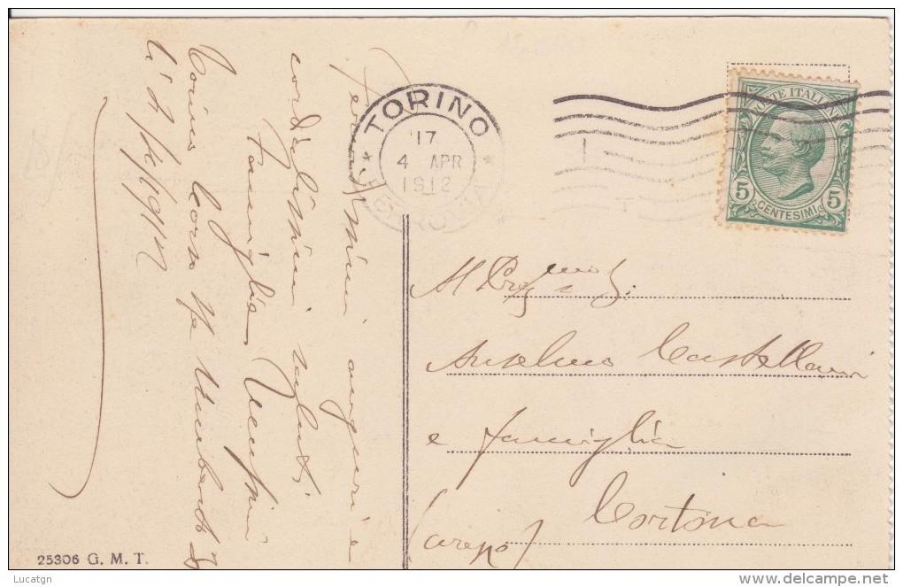 Torino Esposizione Internazionale 1911 - Padiglione Della Commissione Esecutiva - Exposiciones