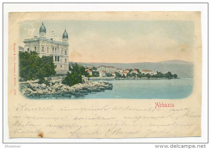 Abbazia Opatija - Croatie