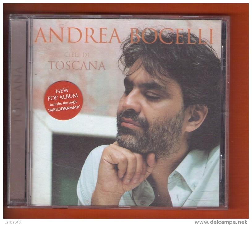 Cd Cieli Di Toscana Andrea Bocelli - Klassik