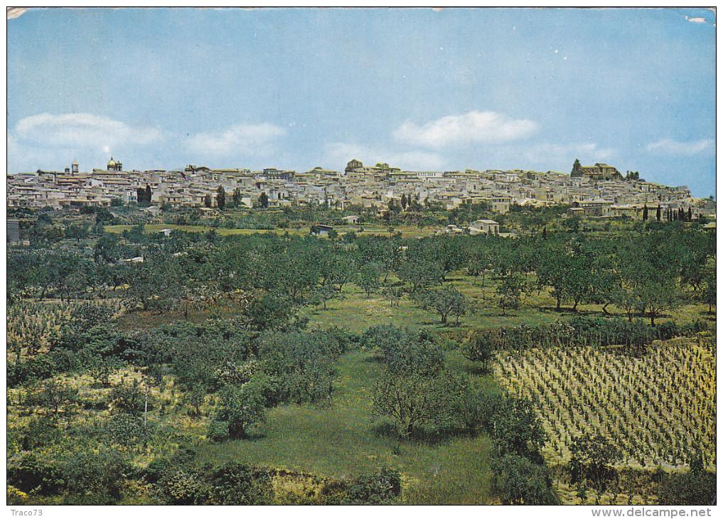 MAZZARINO  /   Panorama  _Viaggiata - Caltanissetta